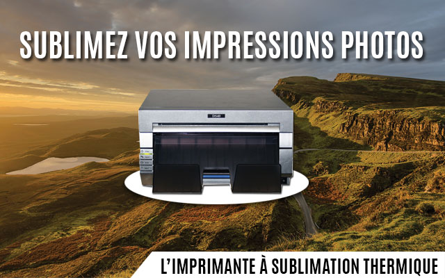 How do sublimation printers work?