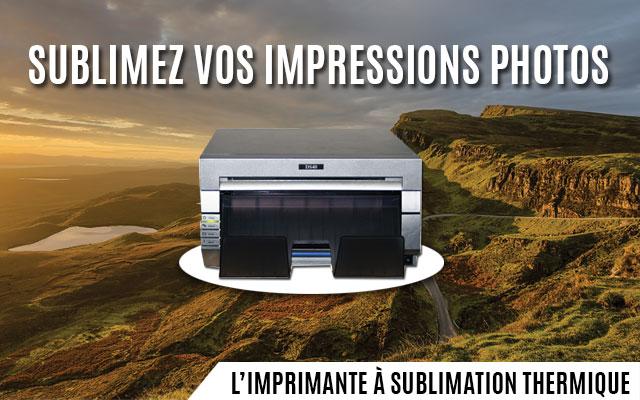 Comment fonctionnent les imprimantes à sublimations thermiques ?